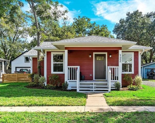 122 2nd Street, Sugar Land, TX 77498 (MLS #88205613) :: The Home Branch