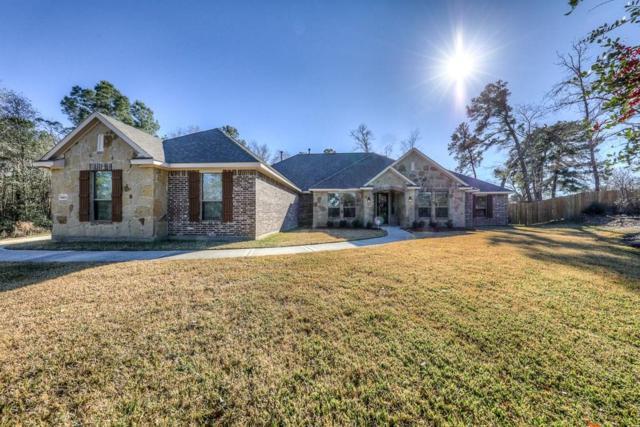 9607 Longmire Creek Way, Conroe, TX 77304 (MLS #88210229) :: Giorgi Real Estate Group
