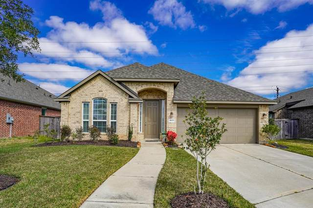 1805 Pine Meadow Creek, Pearland, TX 77089 (MLS #88211343) :: Ellison Real Estate Team