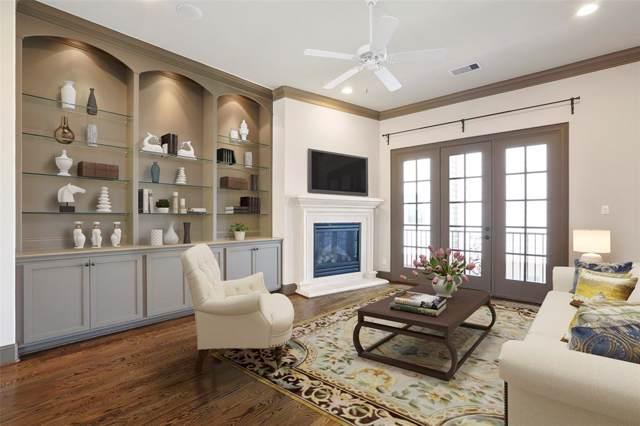 1533 Haddon Street, Houston, TX 77006 (MLS #88211781) :: Giorgi Real Estate Group