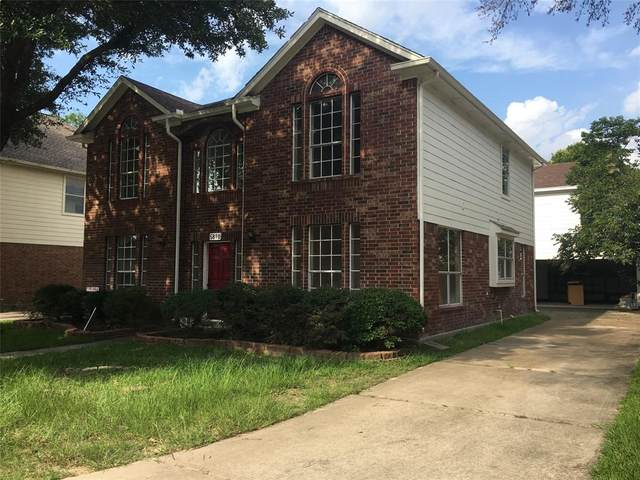 5810 Georgetown Colony Drive, Houston, TX 77084 (#88214311) :: ORO Realty