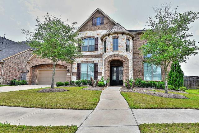 27731 Burnett Hills Lane, Fulshear, TX 77441 (MLS #88224914) :: See Tim Sell