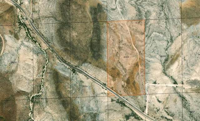 000 Terlingua Ranch Rd, Study Butte-Terlingua, TX 79852 (MLS #88226087) :: The Bly Team
