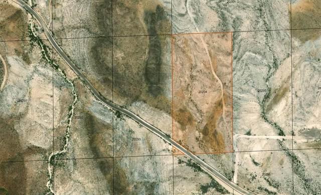 000 Terlingua Ranch Rd, Study Butte-Terlingua, TX 79852 (MLS #88226087) :: Ellison Real Estate Team