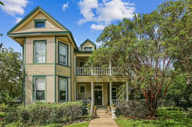 705 Teague Street Street, Navasota, TX 77868 (MLS #88242241) :: Connect Realty