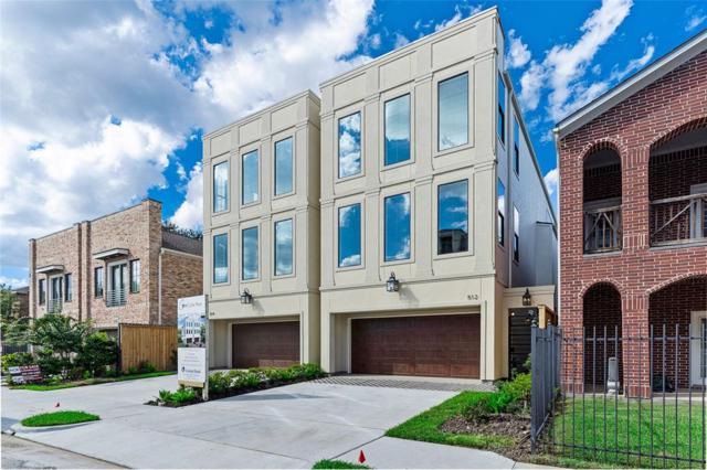 512 W W Clay Street, Houston, TX 77019 (MLS #88248591) :: The Heyl Group at Keller Williams