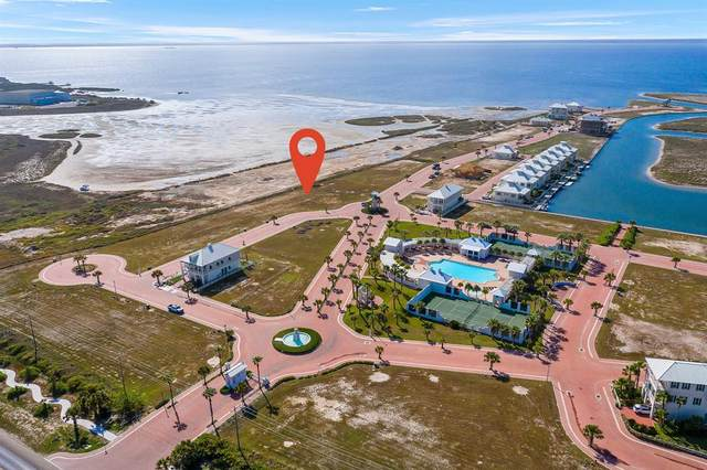 0 Marine Drive, South Padre Island, TX 78597 (MLS #88251955) :: Caskey Realty