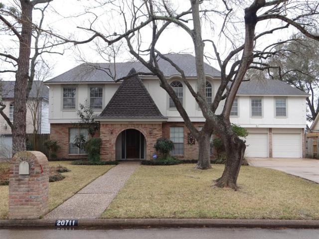 20711 Cranfield Drive, Katy, TX 77450 (MLS #88252720) :: Giorgi Real Estate Group