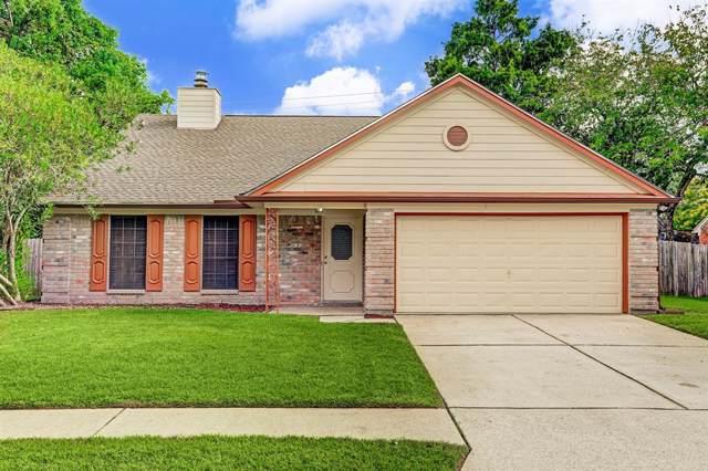 3615 Dorothy Lane, Pearland, TX 77581 (MLS #88254926) :: Texas Home Shop Realty
