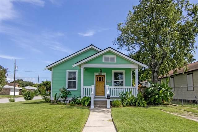 4801 Avenue N 1/2, Galveston, TX 77551 (MLS #88260289) :: The Wendy Sherman Team