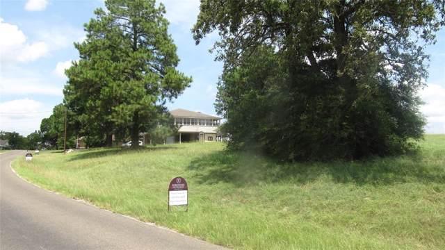 12 Fairway Drive Drive N, Hilltop Lakes, TX 77871 (MLS #88268660) :: Ellison Real Estate Team