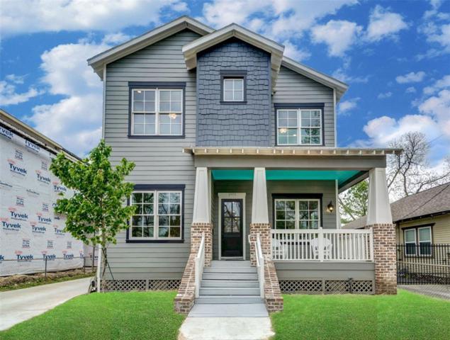 1022 Adele Street, Houston, TX 77009 (MLS #88269130) :: Texas Home Shop Realty