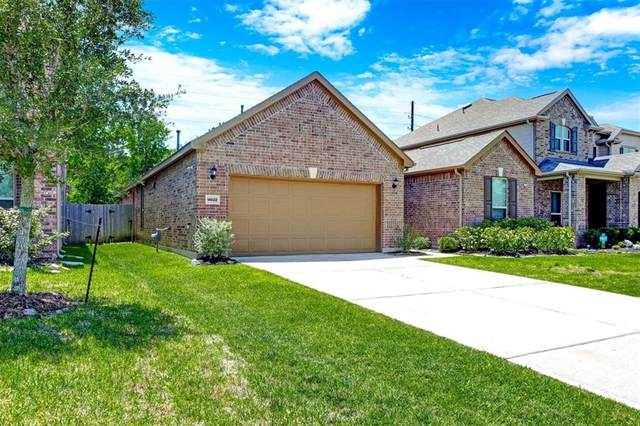 14022 Harmony Ridge Trail, Pearland, TX 77584 (MLS #88273839) :: Green Residential