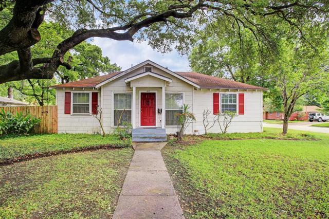 417 Sue Street, Houston, TX 77009 (MLS #88277537) :: Texas Home Shop Realty