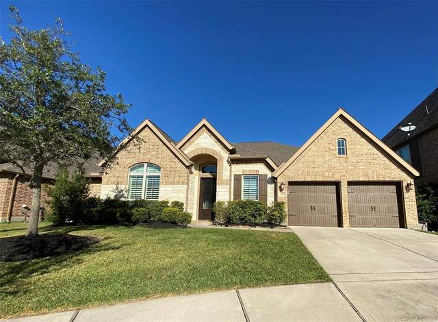 23206 Ruspino Shores Pl Place, Katy, TX 77493 (MLS #88286782) :: Michele Harmon Team