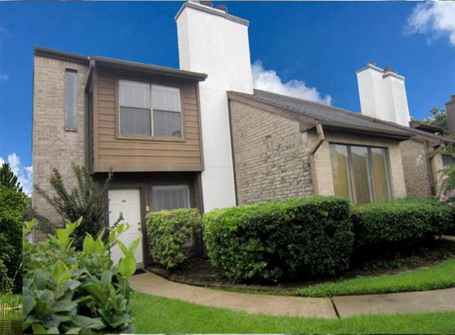 2601 S Braeswood Boulevard #501, Houston, TX 77025 (MLS #88286845) :: The SOLD by George Team