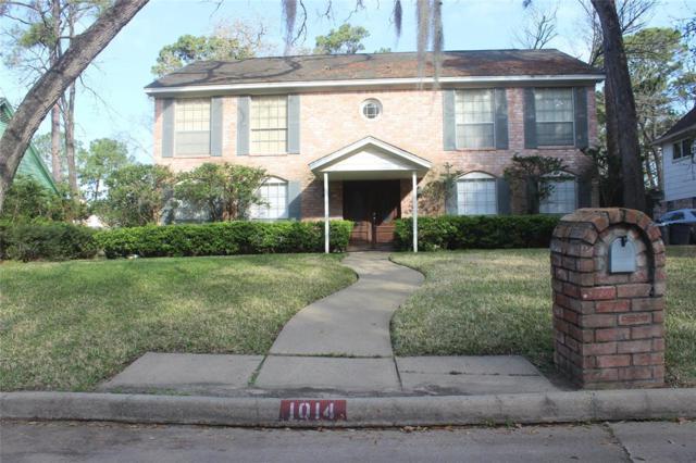 1014 Lodgehill Lane, Houston, TX 77090 (MLS #88287256) :: Giorgi Real Estate Group
