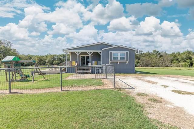 605 Bradley Street, Groesbeck, TX 76642 (MLS #88291136) :: The SOLD by George Team