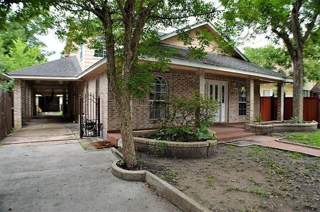4722 Woodside Street, Houston, TX 77023 (MLS #88300727) :: All Cities USA Realty