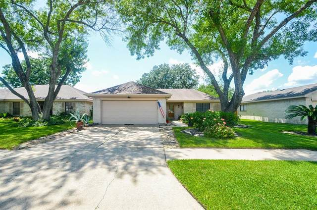 10619 Lofty Pines Drive, Houston, TX 77065 (MLS #88305781) :: The Heyl Group at Keller Williams