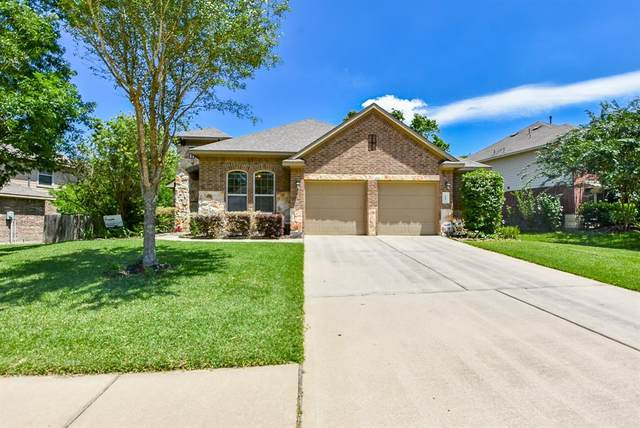 115 Autumn Forest Lane, Conroe, TX 77384 (MLS #88321127) :: The Home Branch