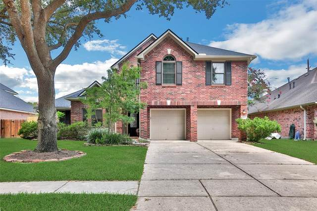 2043 Copperwood Park Lane, Spring, TX 77386 (MLS #88327289) :: The SOLD by George Team