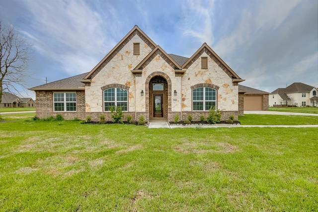 927 Lily Lane, Rosharon, TX 77583 (MLS #8832906) :: The SOLD by George Team