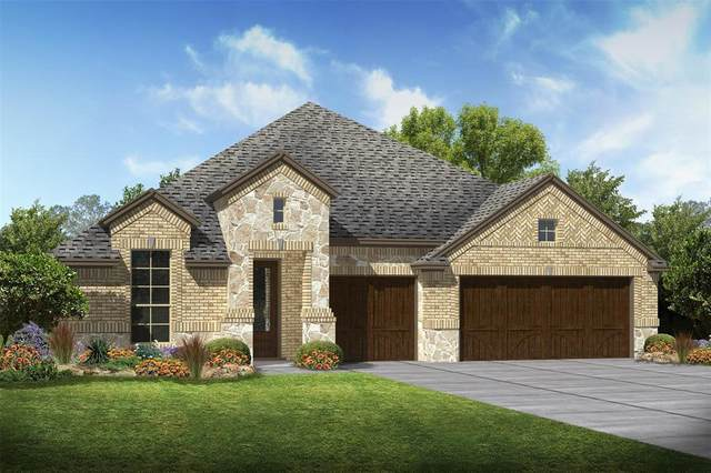 9044 Bowie Trail, Needville, TX 77461 (MLS #8835077) :: Guevara Backman