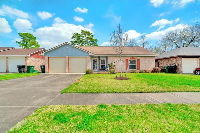 4918 Northrup Drive, Houston, TX 77092 (MLS #88352658) :: The SOLD by George Team