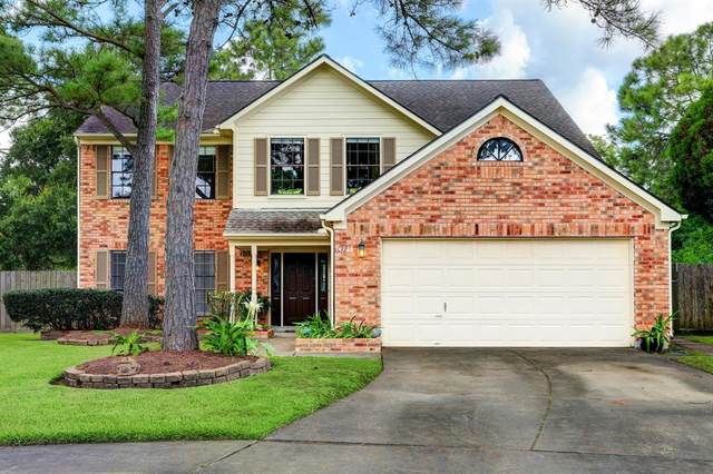 14726 Brook Park Way, Houston, TX 77062 (MLS #88367319) :: Keller Williams Realty