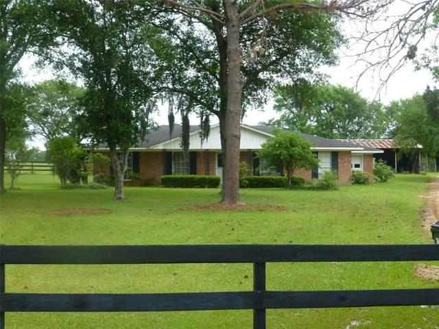27138 Muckelroy Road, Hempstead, TX 77445 (MLS #88370792) :: Phyllis Foster Real Estate
