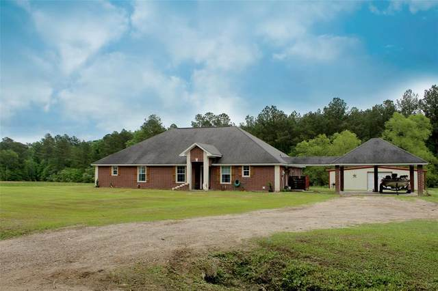 409 Smith Wheeler Road, Diboll, TX 75941 (MLS #88378829) :: The SOLD by George Team