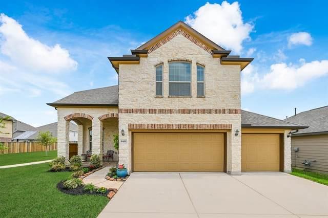 6430 Hunters Creek Lane, Baytown, TX 77521 (MLS #88383608) :: The Home Branch