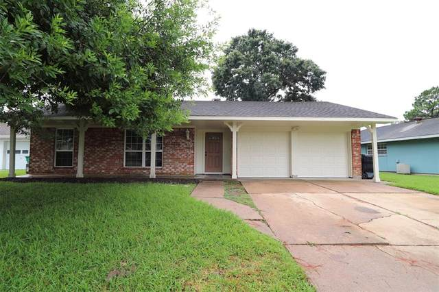 9922 Kirkshire Drive, Houston, TX 77089 (MLS #88387124) :: The SOLD by George Team