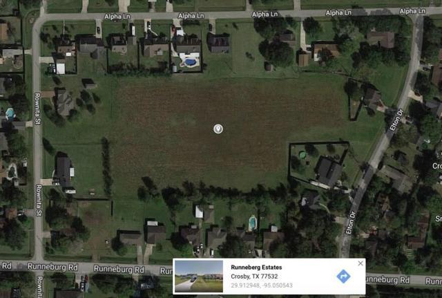 0 Beta Avenue, Crosby, TX 77532 (MLS #88387289) :: TEXdot Realtors, Inc.