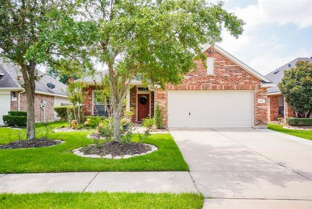19011 Heather Springs Lane, Richmond, TX 77407 (MLS #88391451) :: The Heyl Group at Keller Williams