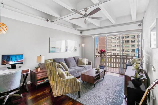 2016 Main Street #1203, Houston, TX 77002 (MLS #88391824) :: The SOLD by George Team