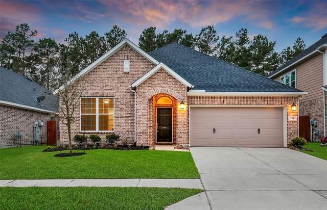 215 Pleasant Hill Way, Conroe, TX 77304 (MLS #88394117) :: Area Pro Group Real Estate, LLC
