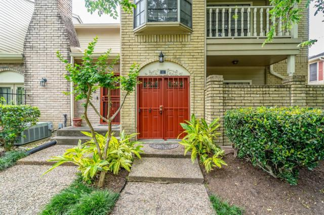 7350 Kirby Drive #1, Houston, TX 77030 (MLS #883984) :: The Kevin Allen Jones Home Team