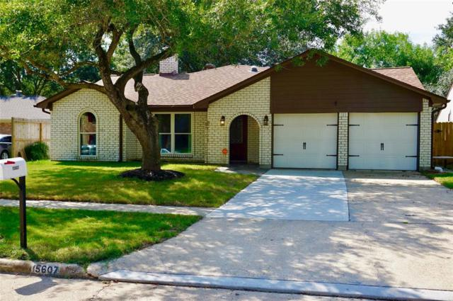 15607 Echo Canyon Drive, Houston, TX 77084 (MLS #88405049) :: Caskey Realty