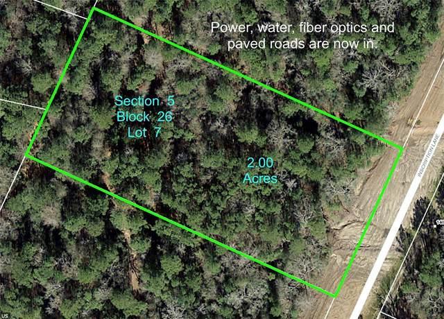 5-26-7 Inscription Lane, Huntsville, TX 77340 (MLS #88417753) :: My BCS Home Real Estate Group