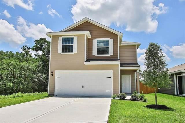 5618 Sapphire Lagoon Road, Cove, TX 77523 (MLS #88439727) :: The Sansone Group