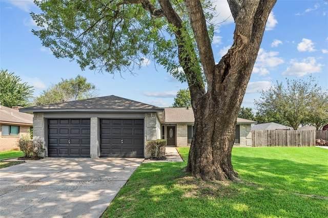 1421 N Park Ridge Drive, Deer Park, TX 77536 (MLS #88451569) :: The Home Branch