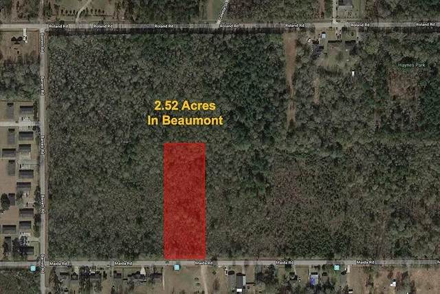 0 Maida Rd, Beaumont, TX 77708 (MLS #88460353) :: All Cities USA Realty