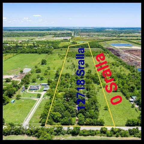 0 Sralla Road, Crosby, TX 77532 (MLS #8846287) :: Michele Harmon Team