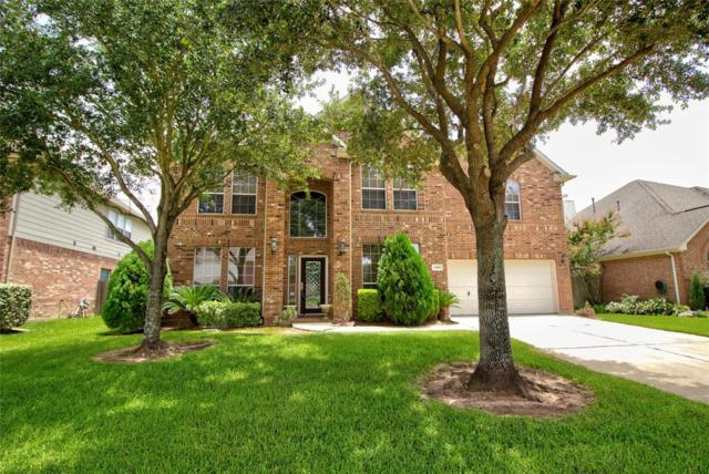 2319 Golden Mews Lane, Katy, TX 77494 (MLS #88463055) :: The Heyl Group at Keller Williams