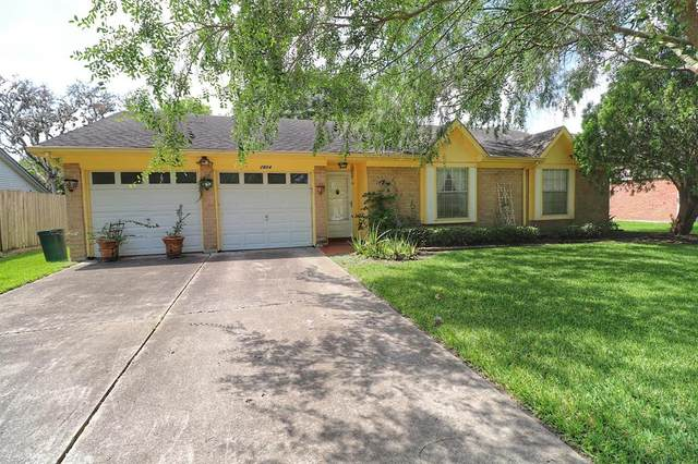2604 Elm Hollow Street, Pearland, TX 77581 (MLS #88465903) :: The Heyl Group at Keller Williams