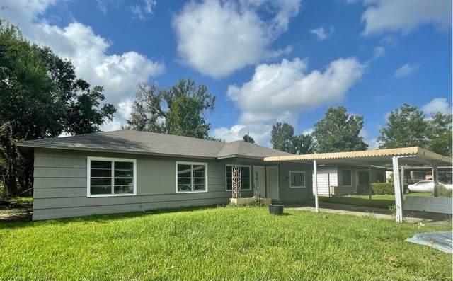 5754 Belcrest Street, Houston, TX 77033 (MLS #88470555) :: The Home Branch