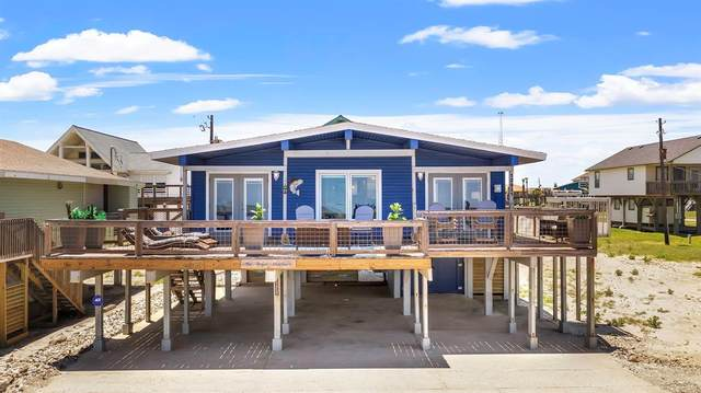 12931 Gulf Beach Drive, Freeport, TX 77541 (MLS #88478913) :: Lerner Realty Solutions