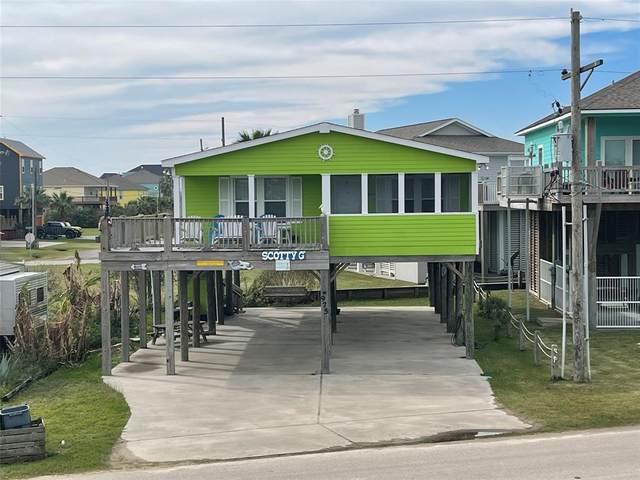 975 S Redfish Street S, Crystal Beach, TX 77650 (MLS #8847992) :: The Home Branch